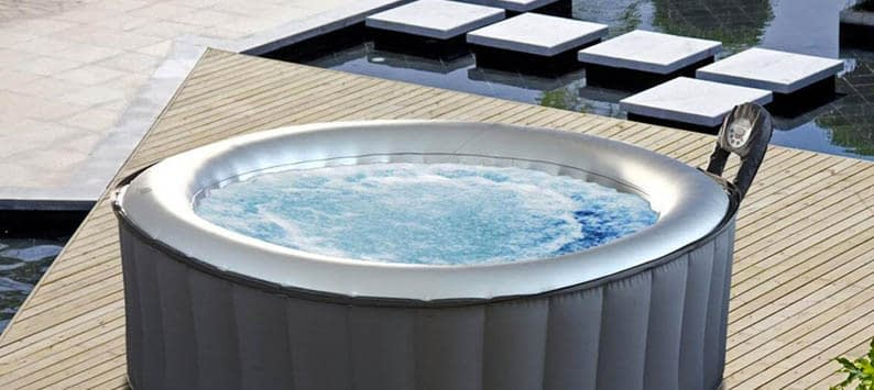 Why Buy a Cheap Inflatable Hot Tub