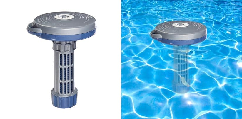 Life Deluxe spa hot tub Pool Chemical Dispenser