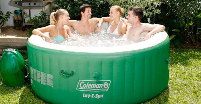 Whats the Weight of a Full Hot Tub