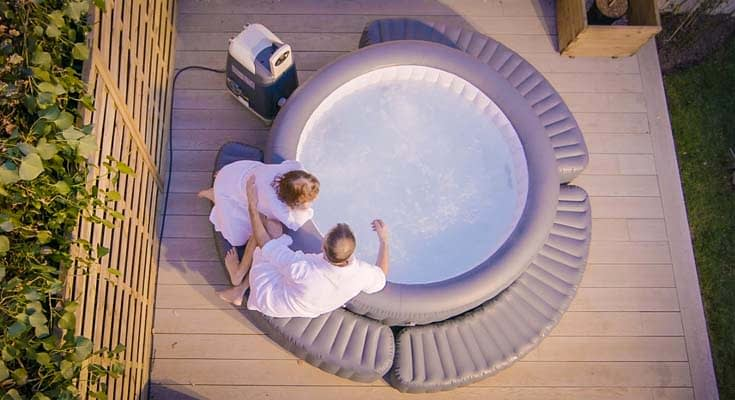Chemicals to Use for Inflatable Hot Tubs