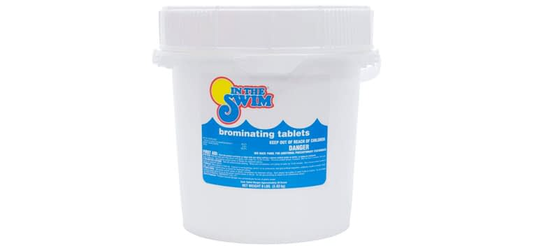 """In The Swim 1"""" Inch Pool and Spa Bromine Tablets"""
