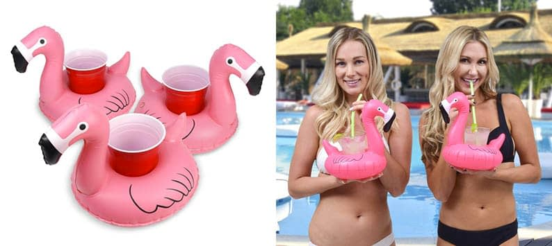 GoFloats Inflatable Pool Drink Holders