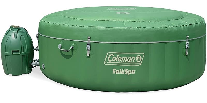 Coleman Lazy Spa MAterial