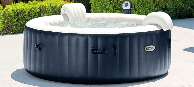 Portable vs Built-In Hot Tub