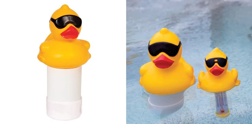 GAME 8000 Derby Duck Chemical Dispenser