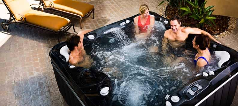 What Size Hot Tub Should You Get?