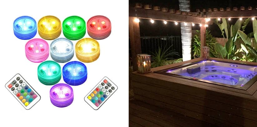 Melon Boy Submersible Led Lights