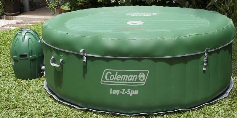 Best Coleman Inflatable Hot Tub