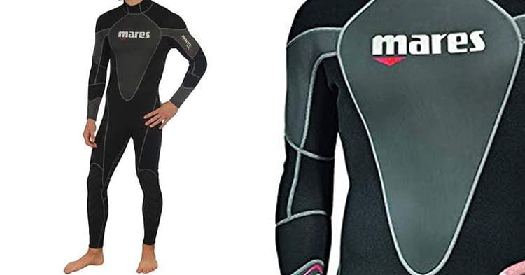 Mares Mens USA Full Wetsuit