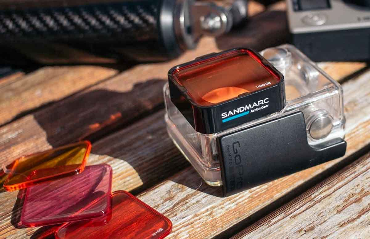 The Best GoPro Filters for Diving