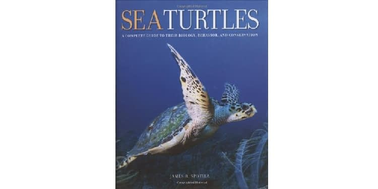 Sea Turtles A Complete Guide to Their Biology, Behavior and Conservation by James R. Spotila