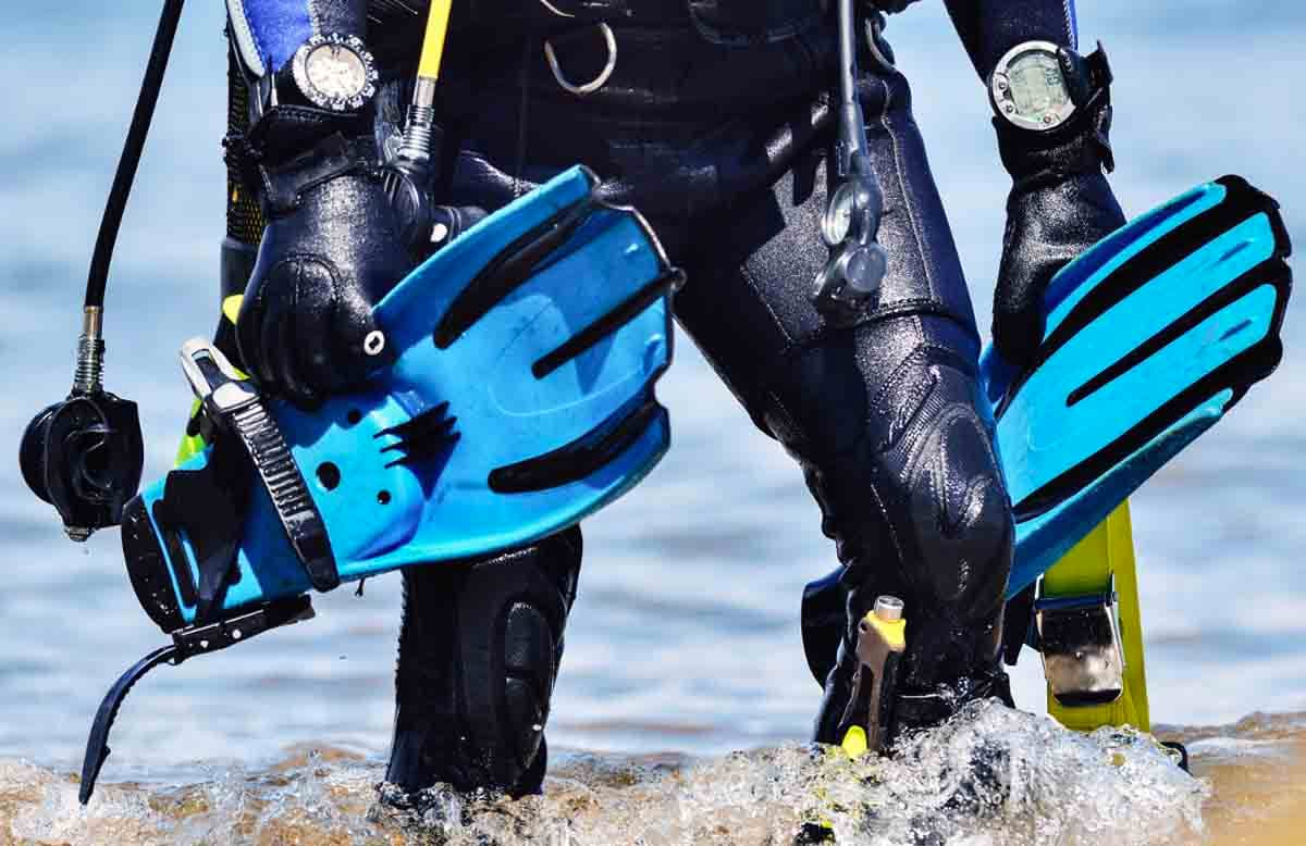 The Best Scuba Fins