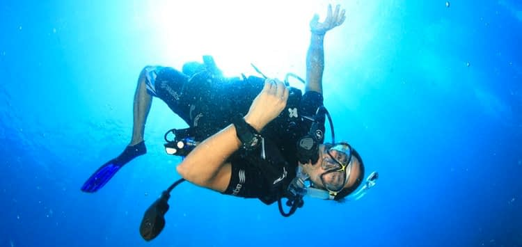 Perfect Your Buoyancy Control