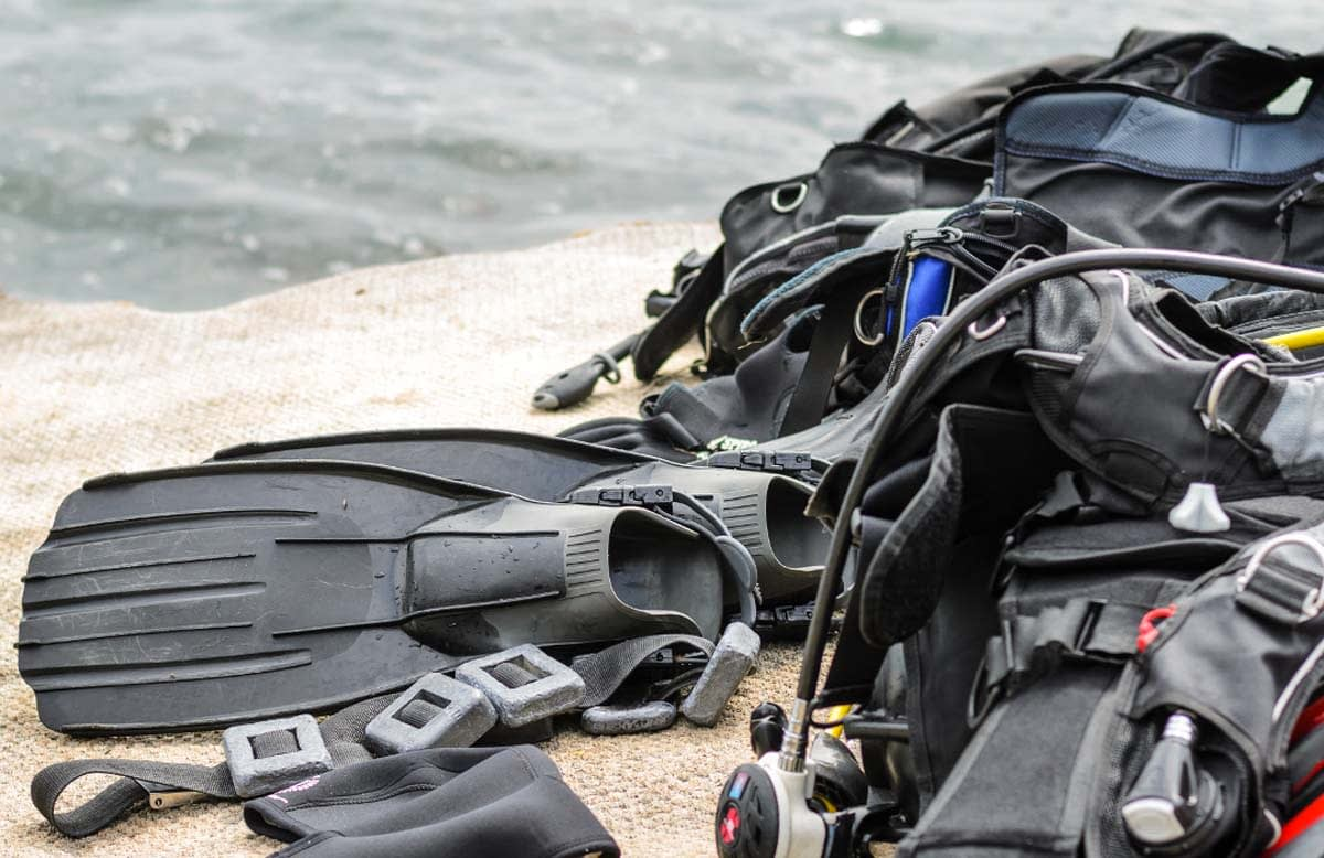 Best Scuba Gear Package Options
