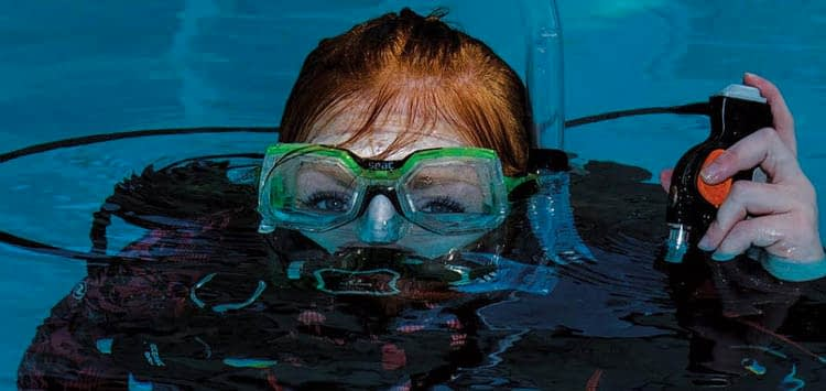 How to Accurately Weight Yourself Scuba