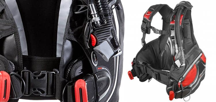 Mares Prestige 2 MRS and BCD