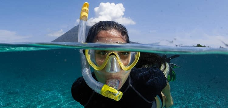 How Does a Snorkel really Work?