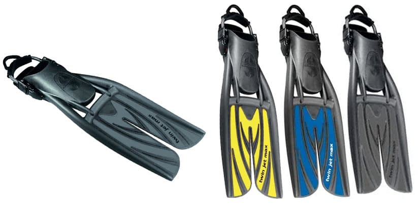 Scubapro Twin Jet Max Diving Fin