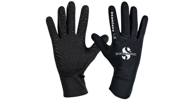Scubapro Seamless 1.5mm Diving Gloves