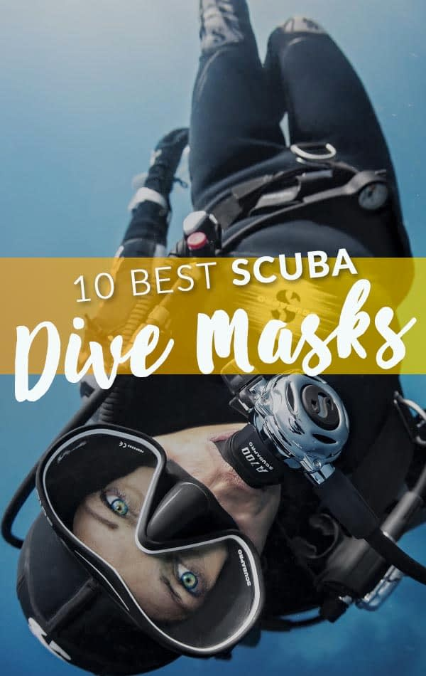 10 Best Scuba Masks Side Banner - Final