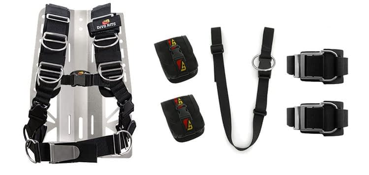 Dive Weight Brace Systems
