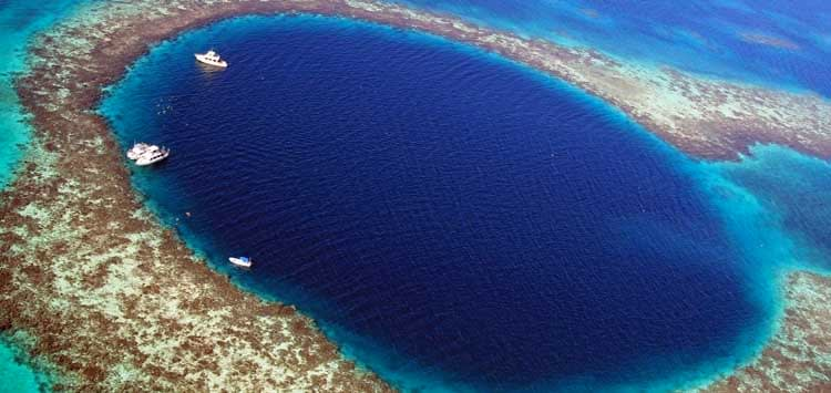 Blue Hole Belize Diving