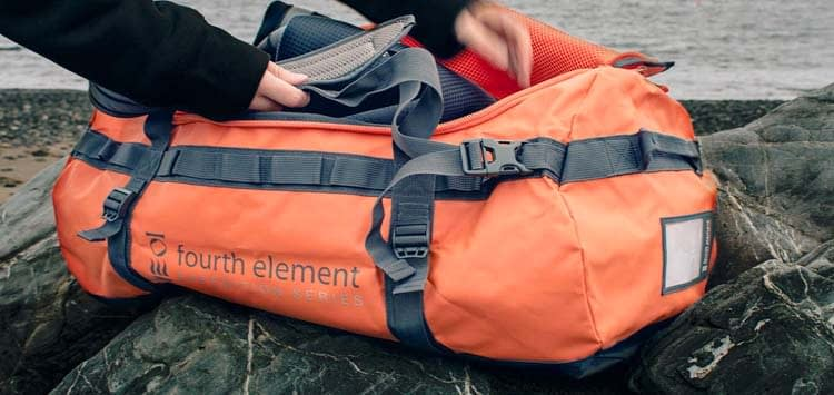 Instantly Recognizable and Distinctive Dive Bag