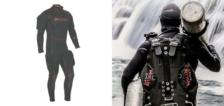 Hollis Men's NEOTEK Semi-Drysuit