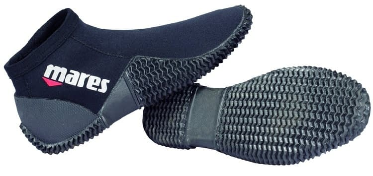 Mares with 2mm Anti-Slip Rubber Sole