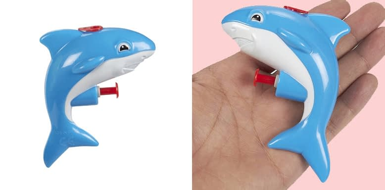 Mini Shark Party Squirt Guns