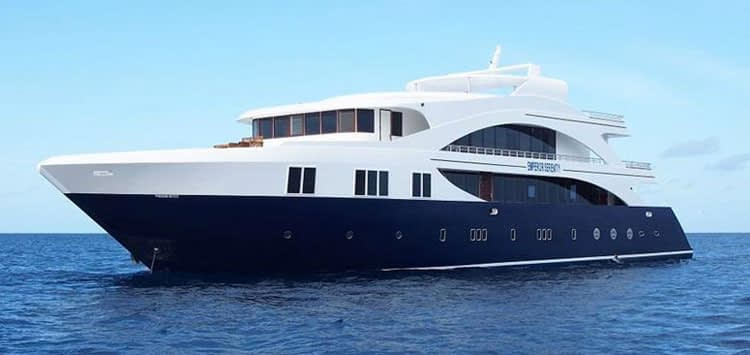 Emperor Serenity, Liveaboard Diving Maldives