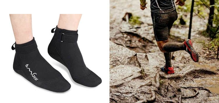 Neoprene Socks Beach Booties