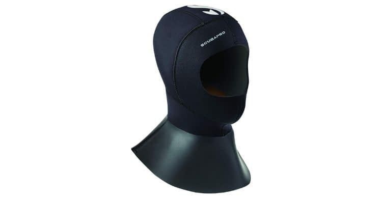 ScubaPro Everflex Bibbed Diving Hood