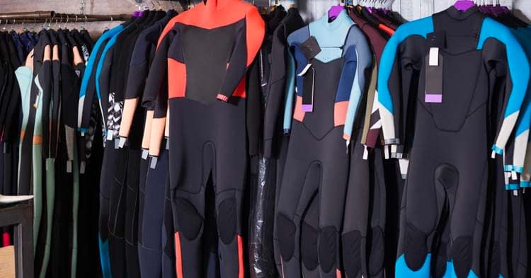 Wetsuits how should they fit