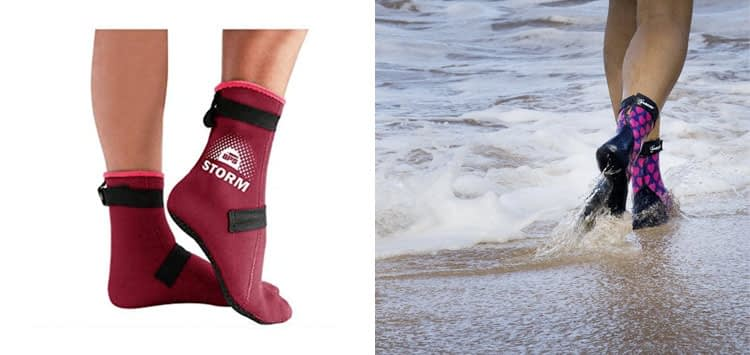 BPS Storm Elite Water Sport Socks