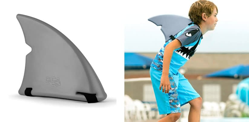 Fin Fun Shark Fin for Swimming and Costume