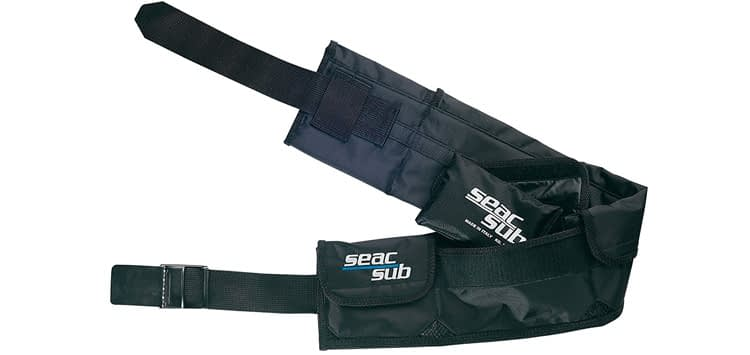 Scuba Diving Lead Shot Belts