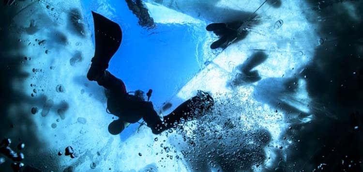 Ice Scuba Diving Vacation