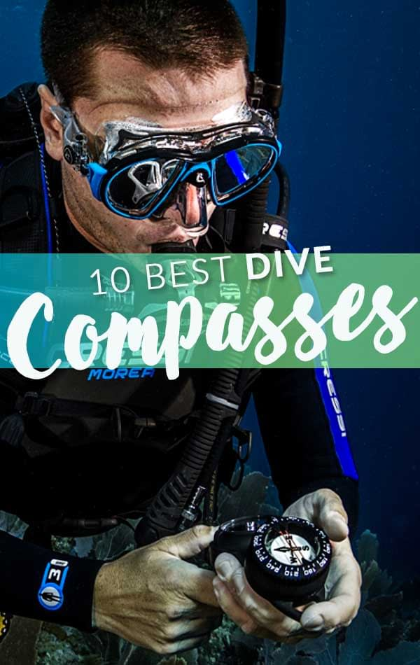 10 Best Dive Compasses Side Banner - Final