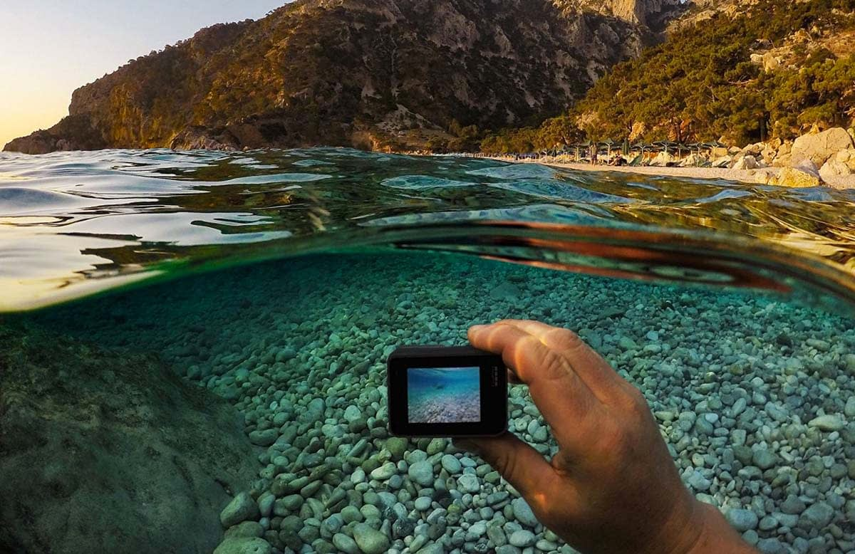 BEST ACTION CAMERAS FOR DIVING