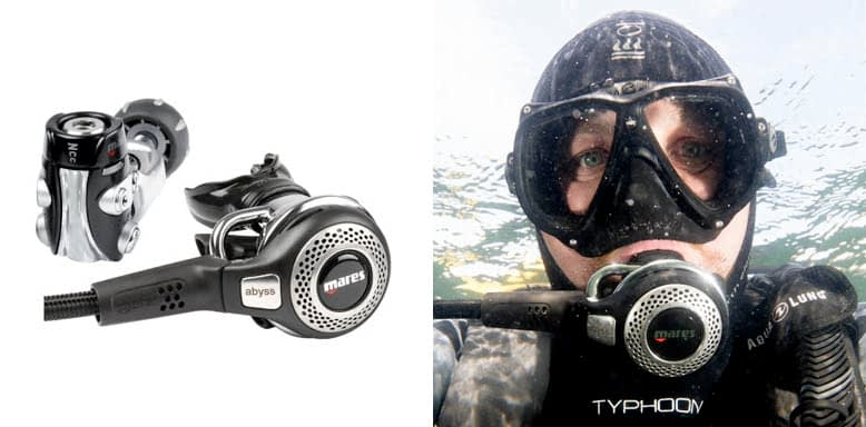 Mares Abyss 52 Regulator diver gift