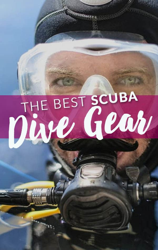 Best Scuba Gear Side Bar Banner