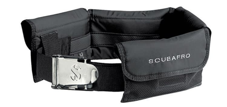 Dive Weight Pocket Belts