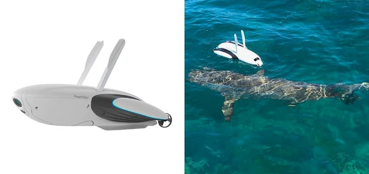 PowerVision Powerdolphin Wizard Water Surface Drone with 4K UHD Camera