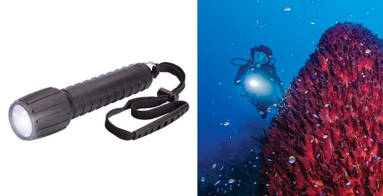 Underwater Kinetics SL3 eLED Dive Light