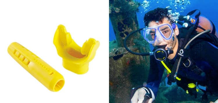 ScubaPro Mouthpiece and Hose Protector Sleeve Kit