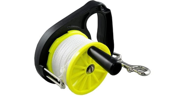Storm Accessories Technical Diving Cave and Wreck Reel