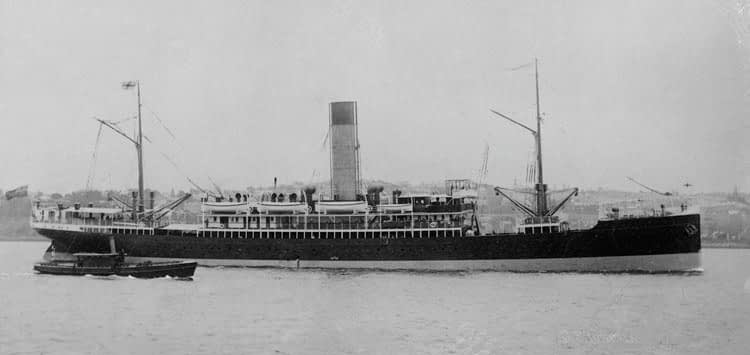 History of the SS Yongala Wreck