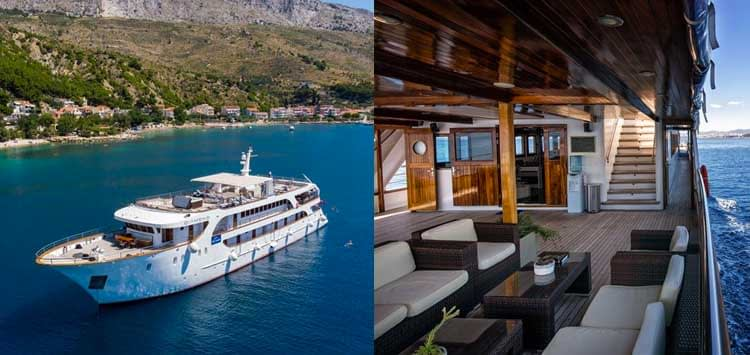 Diamond Cruise Ship, Croatia Liveaboard