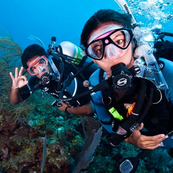 Best Scuba Diving Locations in The World